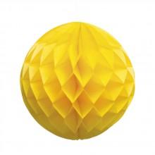 Honeycomb Keltainen 25 cm
