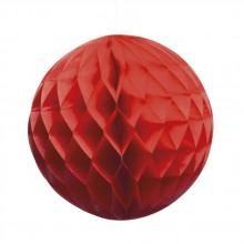 Honeycomb Punainen 25 cm