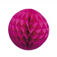Honeycomb Vaaleanpunainen 25 cm