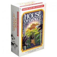 House of Danger - Card Game
