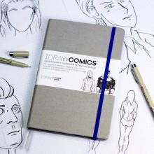I Draw Comics Piirustuskirja