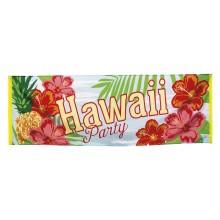 Banneri Havaiji Party 74x220 cm