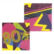 Servetit 80-luku 12-pakkaus