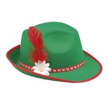 Tirolin Hattu Kukalla Ja Sulalla