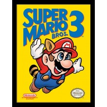 SUPER MARIO BROS. 3 (NES KANNET) KEHYSTETTY JULISTE