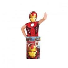 Iron Man Party Pack Lasten Naamiaisasu