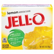 Jello Lemon