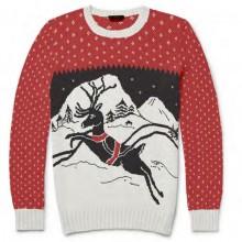 Lasten Joulupusero Santas Reindeer