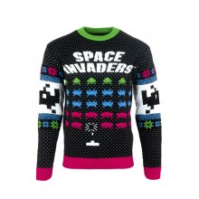 Joulupusero Space Invaders