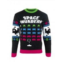 Joulupusero Space Invaders