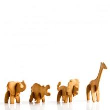 Pikkuleipämuotit 3D Safari