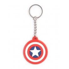 Marvel Captain America Kilpi AvaimenperÄ