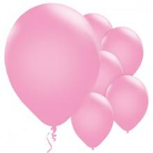 Ballonger Rosa 10-pack