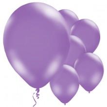 Ilmapallot Violetit 10-Pakkaus
