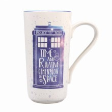 Dr Who Lattemuki Galaxy