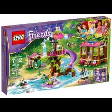 LEGO Friends -Pelastusasema viidakossa