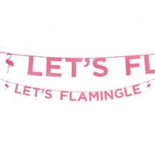 Viirinauha Flamingo Let´s Flamingle 3m