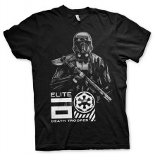 Star Wars Rouge One Elite Death Trooper T-Paita