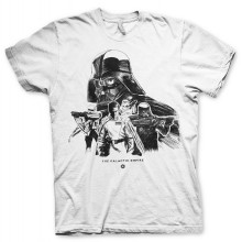 Star Wars Rouge One The Galactic Empire T-Paita