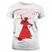 Star Wars The Last Jedi Praetorian Guard Naisten t-paita