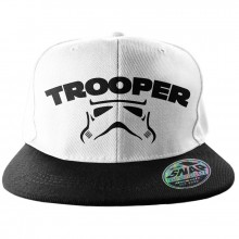 Star Wars Trooper Snapback Lippis