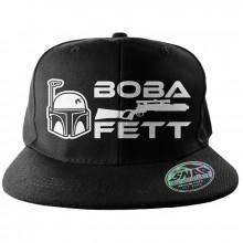 Star Wars Boba Fett Snapback Lippis