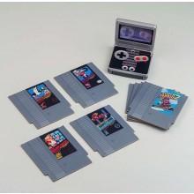 Nintendo NES Lasinalunen 8-pakkaus