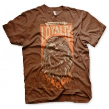 Star Wars Chewbacca Loyalty T-Paita