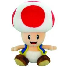 Nintendo Toad -pehmolelu 12cm