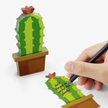 Kaktus Sticky Notes 150 kpl