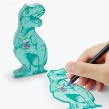 T-Rex Sticky Notes 150 kpl
