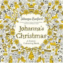 Värityskirja Aikuisille Johanna's Christmas