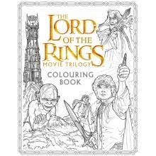 Lord Of The Rings Värityskirja Aikuisille