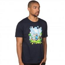 Minecraft Adventure T-paita
