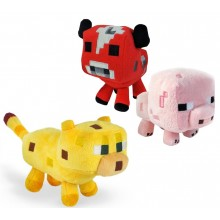 Minecraft Baby Animal Pehmolelu