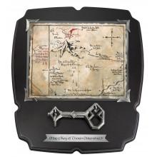 The Hobbit - Thorin Oakenshieldin Kartta ja Avain