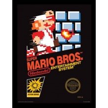 SUPER MARIO BROS. 1 KEHYSTETTY JULISTE