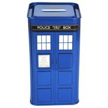Doctor Who Tardis Säästölipas