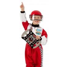 Melissa och Doug Racerförare Barnmaskerad 3-6 år