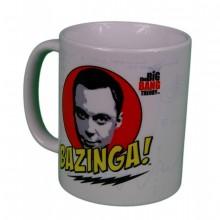 Big Bang Theory Sheldon Bazinga Muki