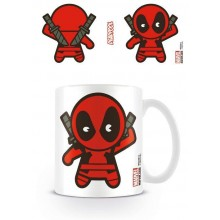 Deadpool Muki Kawaii