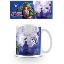 Zelda Muki Majora´s Mask Moon