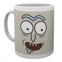 Rick And Morty Muki Rick Face