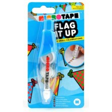 Microtape - Flag it up