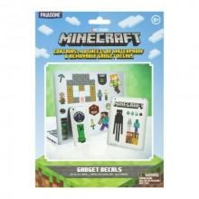 Minecraft Gadget Dekaler