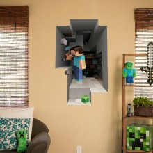 Minecraft Seinätarra