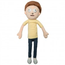Rick and Morty Plush Morty 22cm