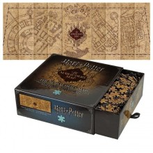 Harry Potter Palapeli Marauders Map 1000 palaa