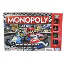 Nintendo Mariokart Monopoli