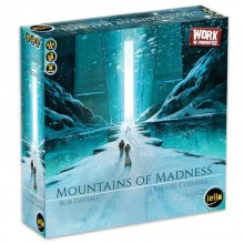 Mountains Of Madness, Strategiapeli